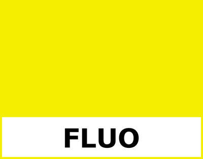 P.S.FILM Fluorescent Yellow, 0,50*25m