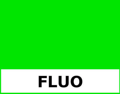 Brick Fluorescent Green, 0,50*5m