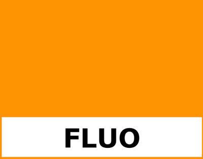 P.S.FILM Fluorescent Orange, 0,50*25m