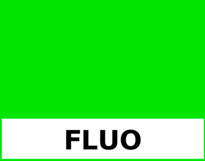 P.S.SUBLI Fluo Green, 0,50*25m
