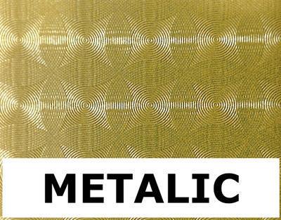 P.S.Electric Lens Gold, š.0,5*10m