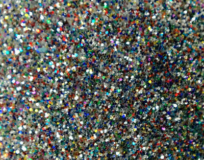 Moda Glitter 2 Light Multi, š.0,5*10m