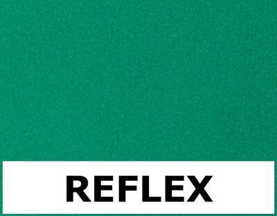 Reflex Green, 0,5*10m - 1