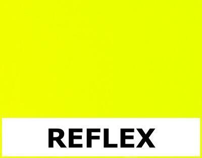 Reflex Fluo Yellow, 0,5*10m - 1
