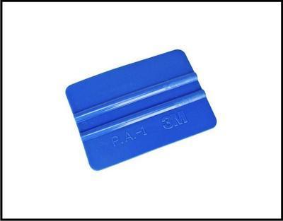Plastová modrá stěrka 3M