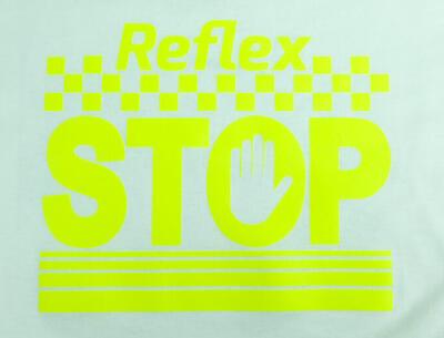 Reflex Fluo Yellow, 0,5*10m - 2