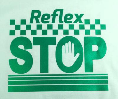 Reflex Green, 0,5*10m - 2