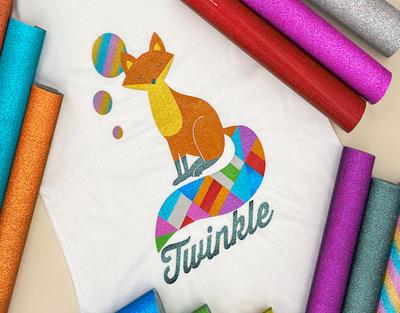 TWINKLE Rainbow 0,50*10m - 3
